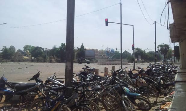 121 Burkina Faso : «Ça passe ou ça casse» (Vidéo: «C'est devenu MAÏS ! »