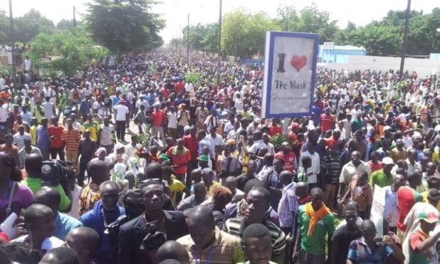 131 Burkina Faso : «Ça passe ou ça casse» (Vidéo: «C'est devenu MAÏS ! »