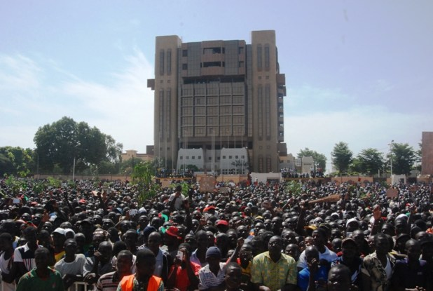 44 Burkina Faso : «Ça passe ou ça casse» (Vidéo: «C'est devenu MAÏS ! »