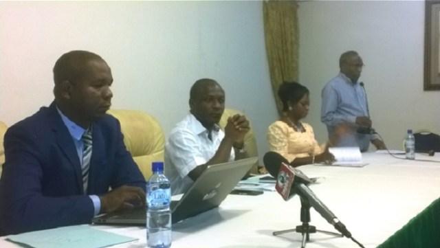 Les représentants du CGD