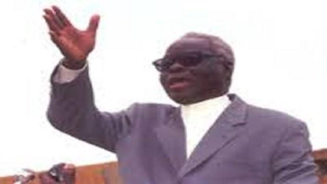 Le président kerekou, encore appelé le caméléon
