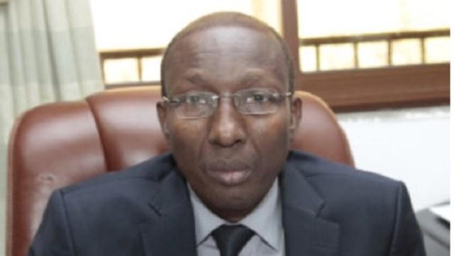 Le tout nouveau ministre en charge de la Sécurité, le commandant Alain Zagré