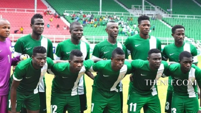 Les super eagles locaux d