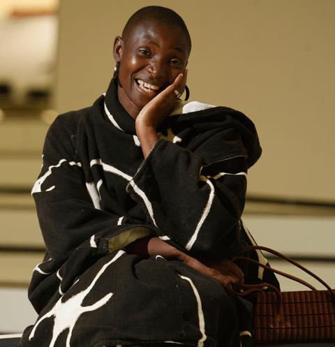 Son Altesse Abseita Djigma, une  ambassadrice infatigable de l'accès des populations aux énergies propres