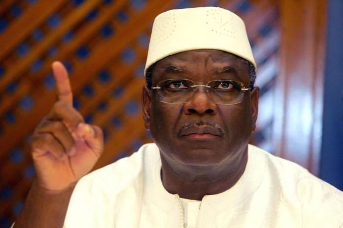 Ibrahim Boubacar Kéita fait partie des premiers chefs d'Etat qui ont salué la victoire de Roch à la présidentielle