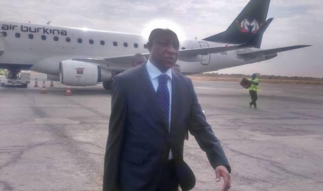 Paul Kaba Thiéba est déjà là pour répondre à l'appel de la patrie
