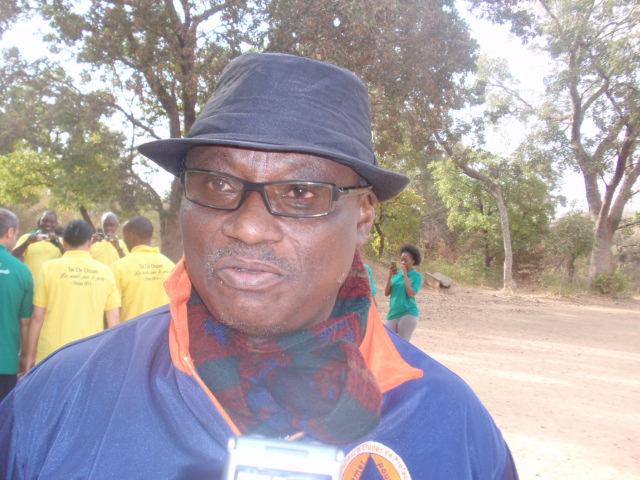 Selon Youssouf Ouattara, président de l'ATCAE/BF, le tai chi se porte bien au Burkina