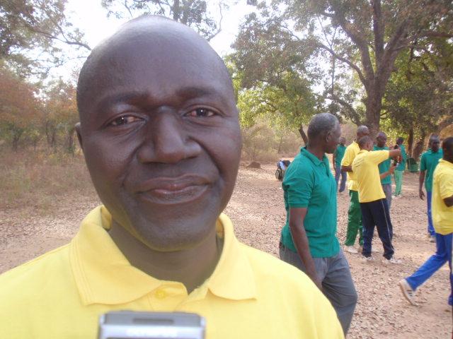 Moctar Ouédraogo, encadreur tai-chi chuan à Ouahigouya : «Nous repartons outillés»