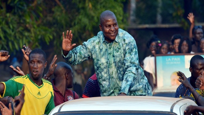 Presidentielle-centrafricaine