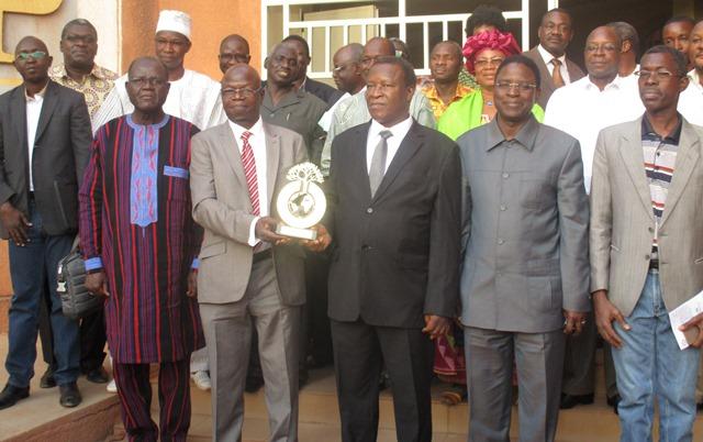Cette distinction du Pr François Zougmoré est une fierté pour la communauté des chercheurs burkinabè