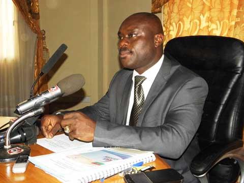 Le directeur général Serge Bayala, prône un changement de paradigme dans la gestion du CENOU
