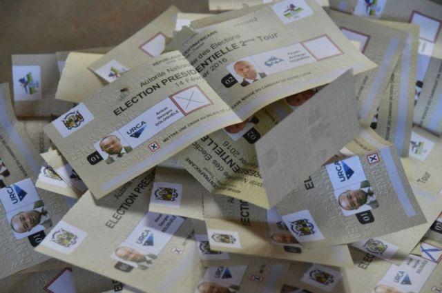 Le comptage des bulletins de vote se poursuivra encore plusieurs jours