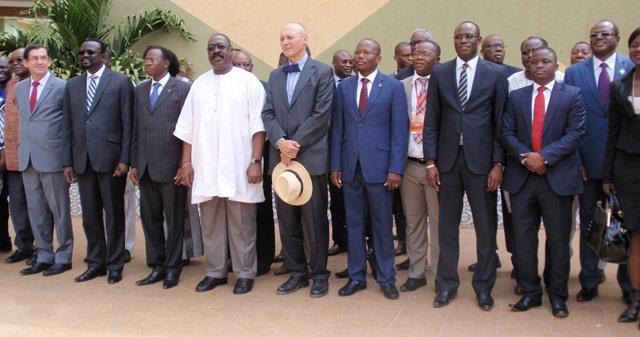 La mobilisation était au rendez-vous du côté des officiels et des experts constitutionnels