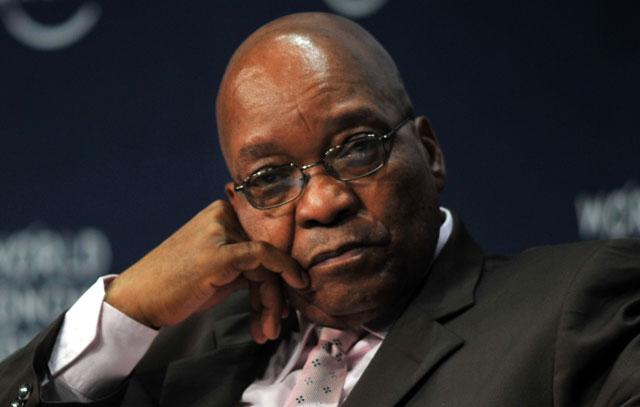 Le président Jacob Zuma a de sérieux soucis à se faire quant à son avenir à la tête de l'Afrique du Sud
