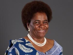 Dr Pelonomi Venson-Moitoi a été la première à se jeter dans la course pour la succession de Nkosazana Dlamini Zuma à la tête de la commission de l'UA