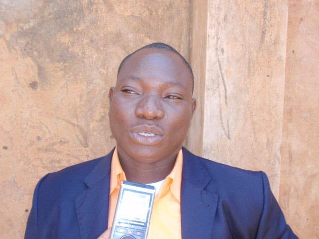 Hilaire Ilboudo, PNE, participant,