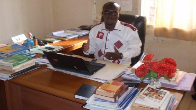Pour Issiaka Kabore, l'on devrait éviter de jeter l'anathème sur les enseignants qui abattent un énorme travail avec des ressources limitées