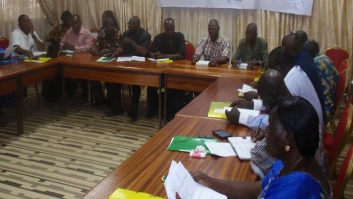 Une vingtaine de maires participent à la formation