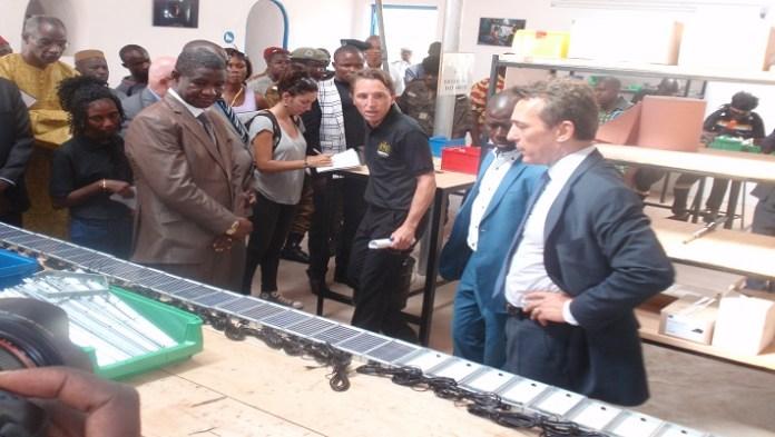 Au lancement de Lagazel ce 13 octobre à Dédougou
