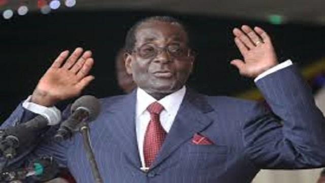 Le futur président sortant, Robert Mugabe, est bien parti pour être le plus vieux candidat à une présidentielle