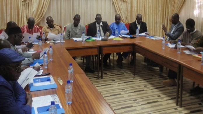 Les participants viennent de 20 communes du Mali