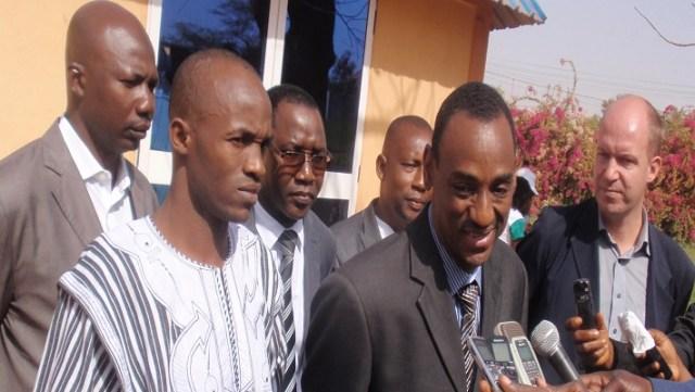 Le MEMC était fortement représenté avec une délégation conduite par le CT Souleymane Coulibaly.