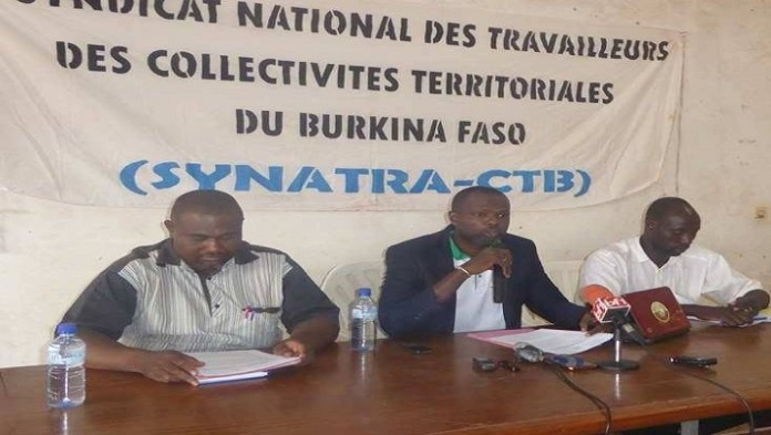 Les responsables de SYNATRA-Houet projettent d'aller en grève