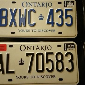 Officially Ontario residents