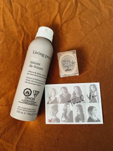 hair products from red velvet