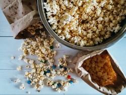 theatre popcorn at home