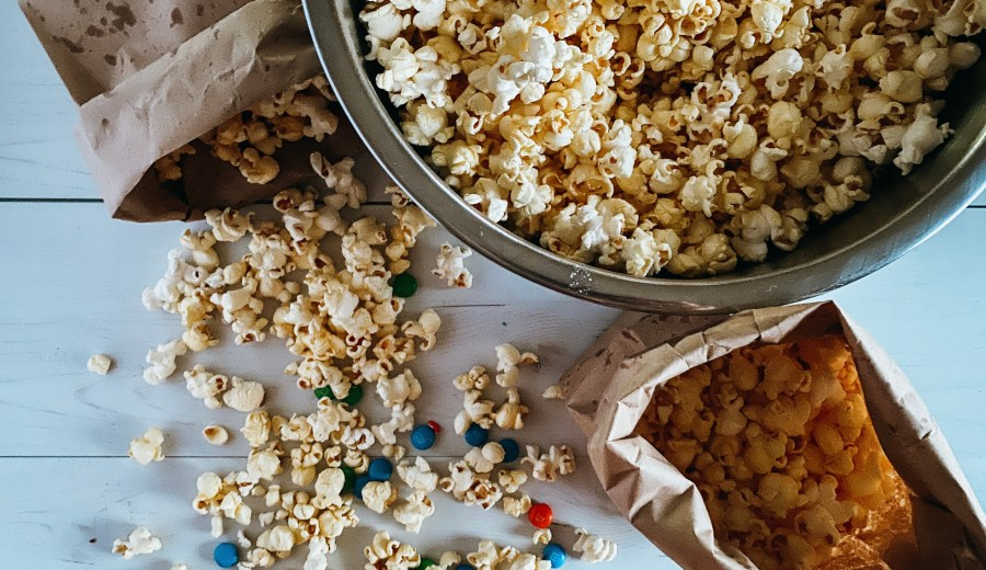 theatre popcorn at home