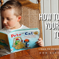 How to Help your Child to Read - 5 Links for Early Reading