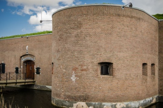 Muizenfort, Amsterdam Defense Line, Netherlands