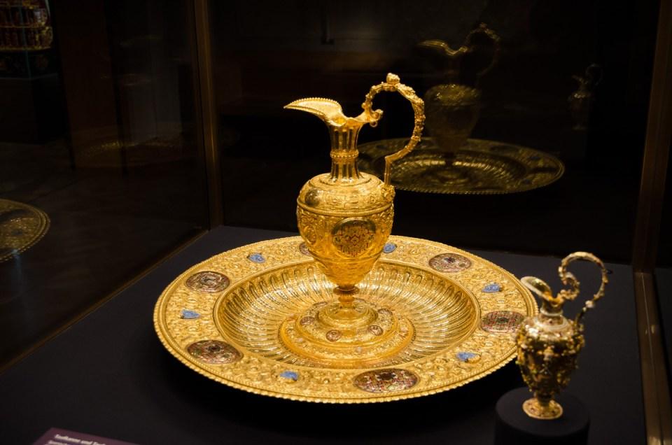 Royal Treasury, Vienna