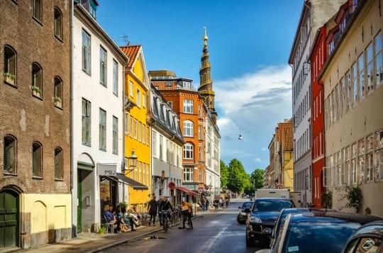 In Christianshavn, Copenhagen