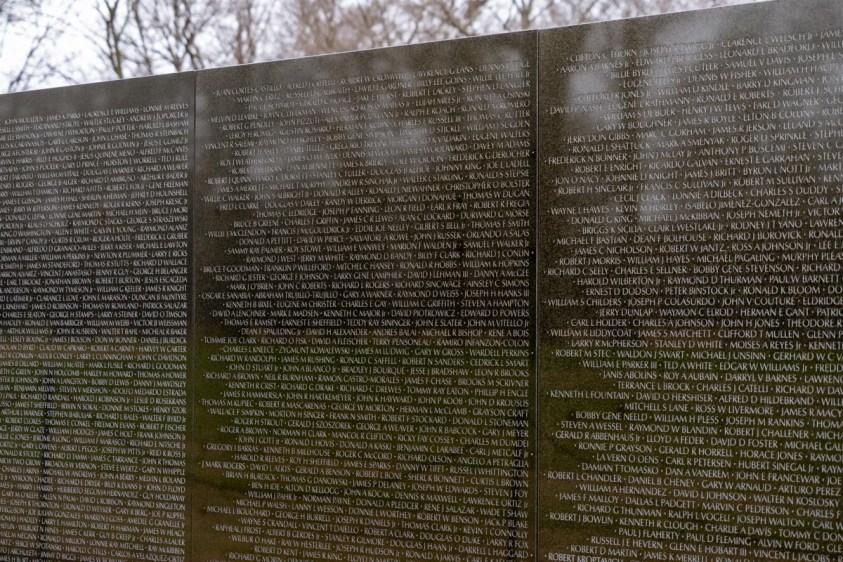 Vietnam Veterans Memorial, Washington, DC