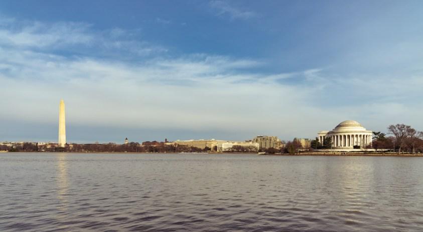 Tidal Basin, Washington, DC