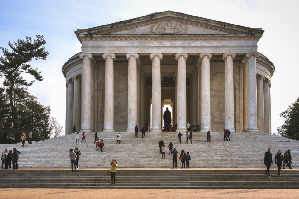 Jefferson Memorial, Washington, DC