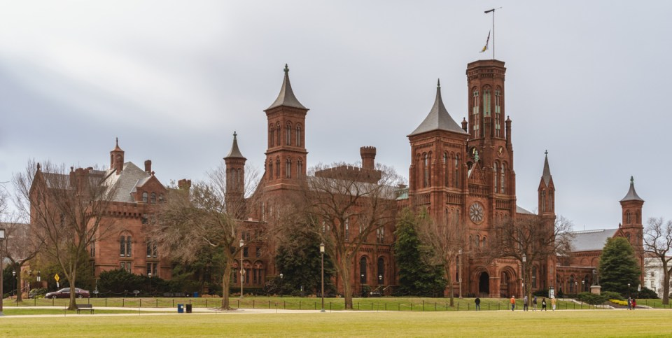 Smithsonian Castle, Washington, DC