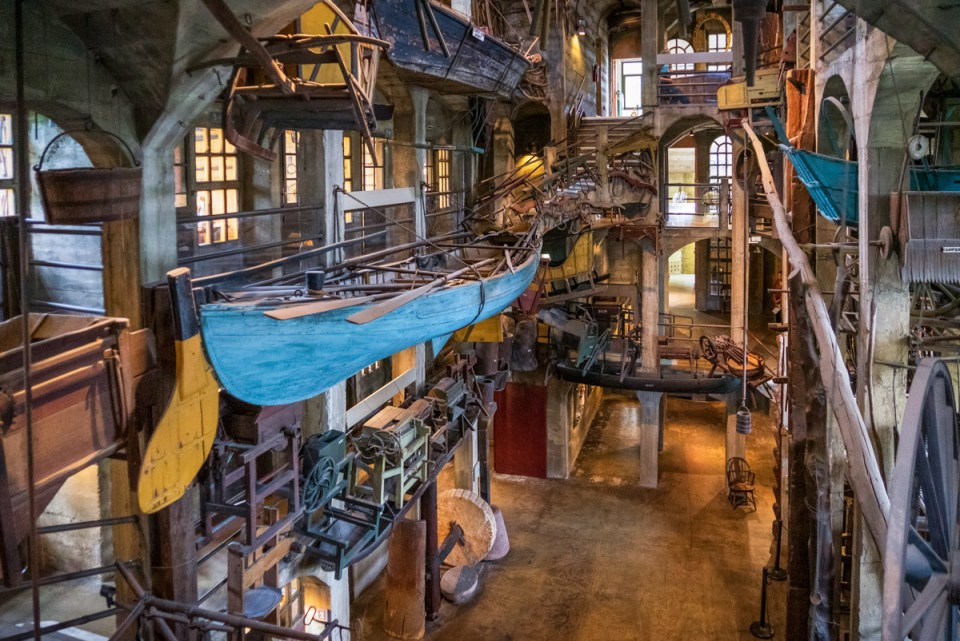 Mercer Museum, Doylestown, PA