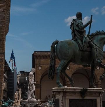 Piazza della Signoria, Firenze, Italy