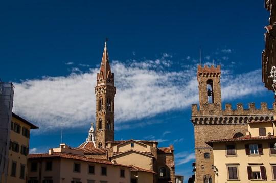 Badia Fiorentina, Firenze, Italy