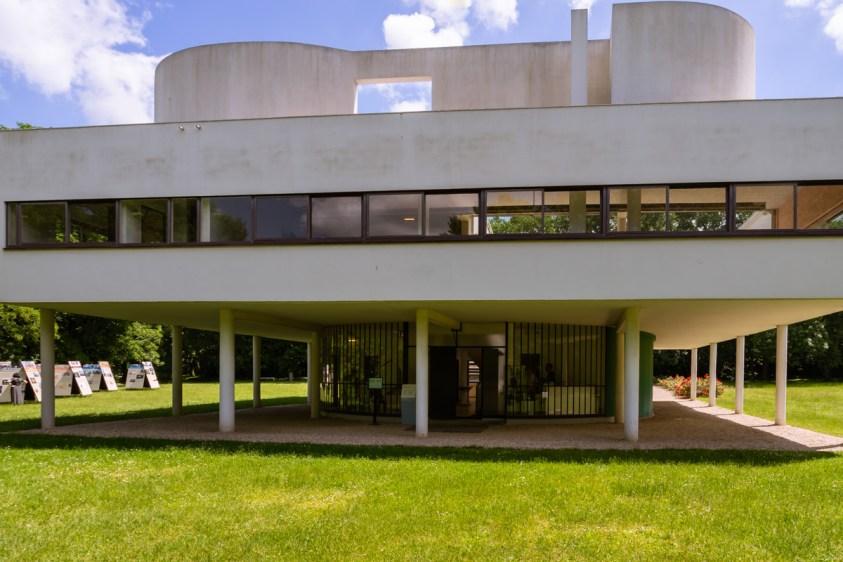 Villa Savoye, Poissy, France