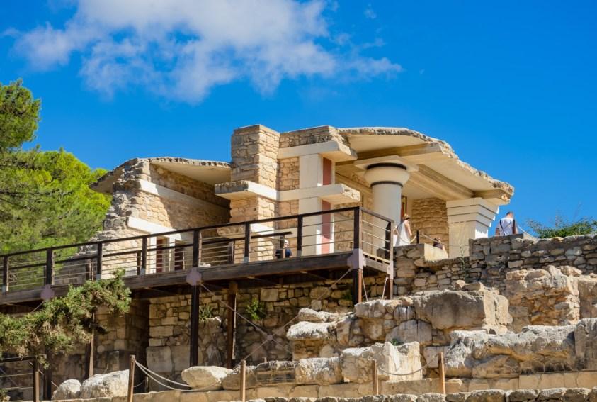 Knossos Palace, Crete