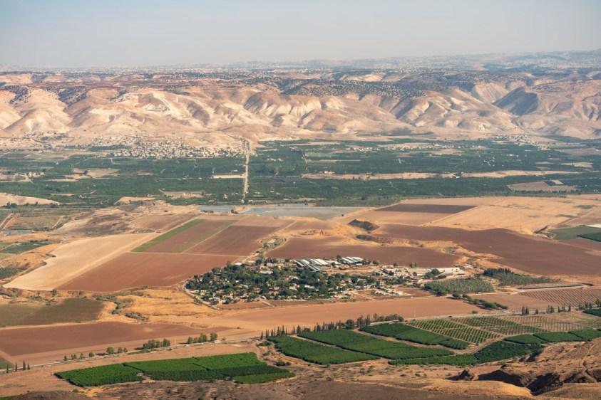 Jordan River Valley
