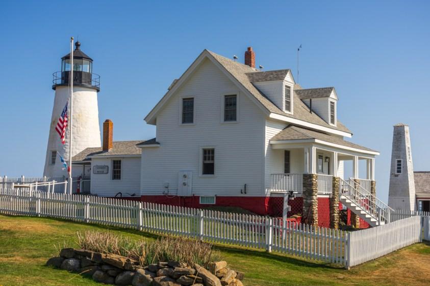 Pemaquid Point Lighthouse, Maine