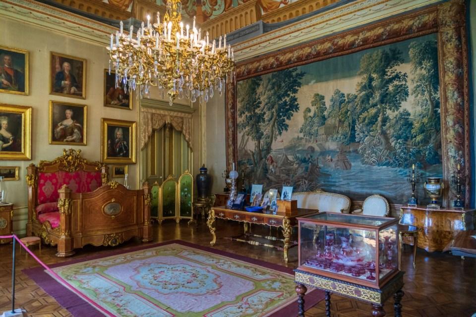 Palace of Ajuda, Lisbon