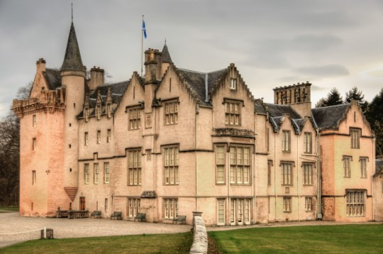 Brodie Castle, Scotland