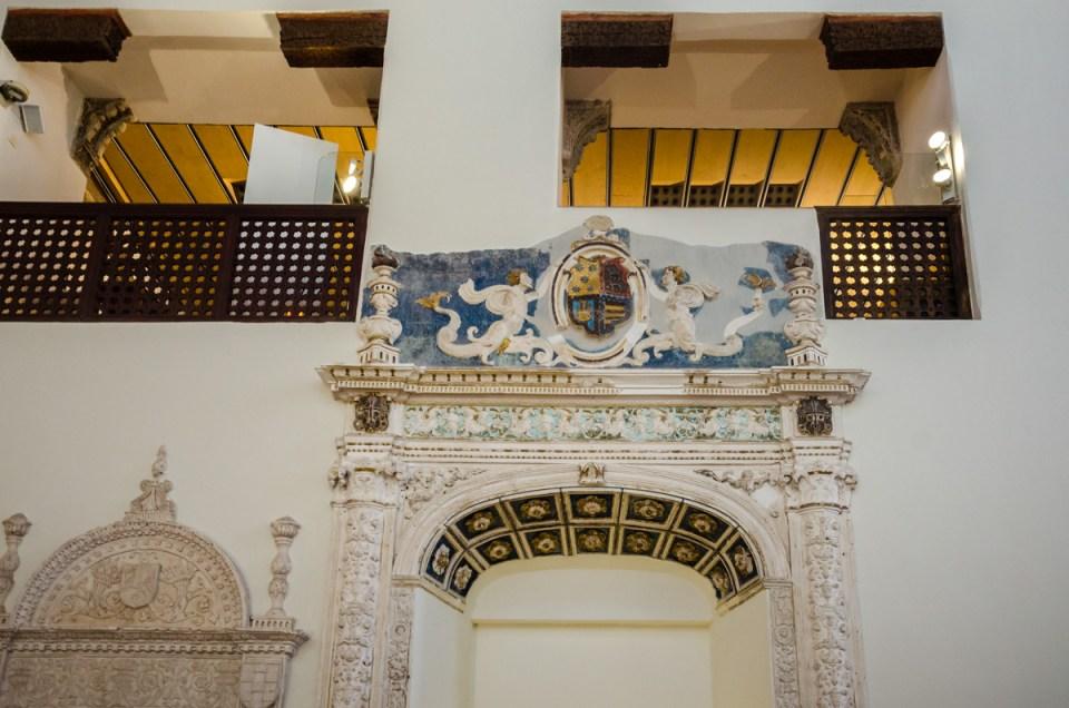 Sinagoga del Transito, Toledo, Spain