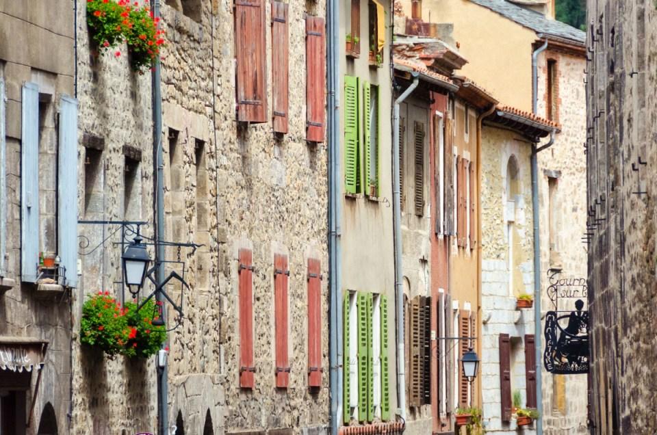 Villefranche-de-Conflent, France